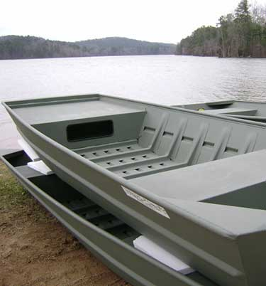 Weld-Craft Boats